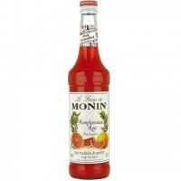 Syrup Monin bưởi hồng (Pink Grapefruit) 700ml